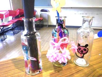 文さんのアート教室【花瓶作り】