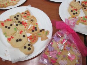 クッキー作り&夜間おやつ試食会